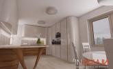 Moderna kuhinja v prenovljeni hiši