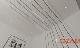 LED osvetlitev stropa