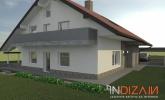 Usklajenost fasade in okolice hiše