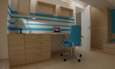 Barve v stanovanju ali prvi vtis…