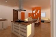 Ureditev stanovanja z idejo