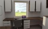 Udobna domača pisarna