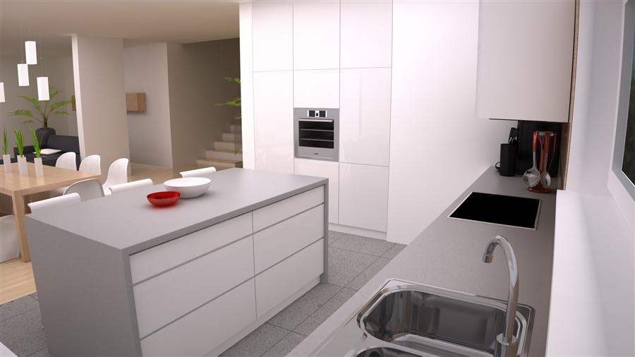 Bijele Kuhinje Ikea_20170908100044 ~ Tags kuhinja visoki sijaj , kuhinjski pult , lesen dekor , tehnični