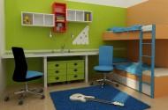 Otroška soba za Delo in dom