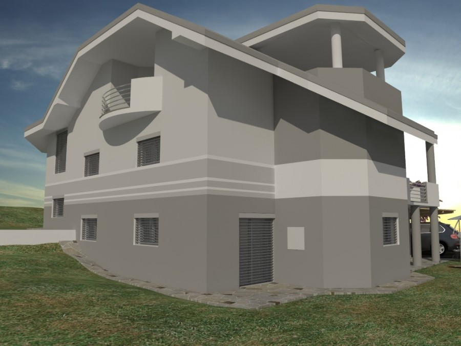 ureditev zunanjosti fasade indizajn. Black Bedroom Furniture Sets. Home Design Ideas