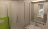 Prijetna kopalnica