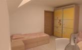 Mladinska soba v živih barvah