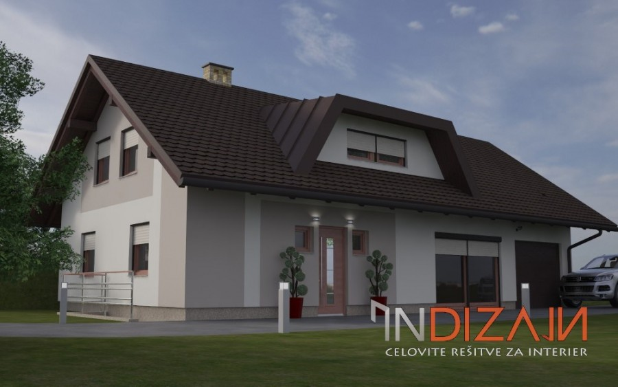 izbira fasade indizajn. Black Bedroom Furniture Sets. Home Design Ideas